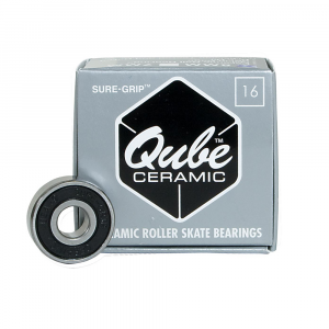 Sure Grip International QUBE Ceramic Skate Bearings