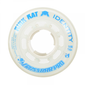 Rink Rat Crossbar Pro Goalie 76A Inline Hockey Skate Wheels - 4 Pack