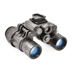 Night Vision Devices BNVD Single Gain w/US Made Gen III P-45 White Phosphor AG NVD-BNVD-SG-WP