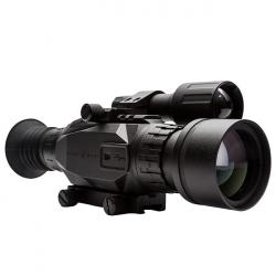 Sightmark Wraith HD 4-32x50 1/4 MOA Black Like New Demo Digital Night Vision Riflescope SM18011