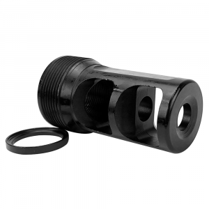 Barrett Muzzle Brake Kit .30 Cal,5/8-24 (for use with the AM338) 18404