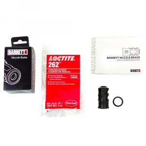 Barrett Muzzle Brake Kit for Threaded Barrels 16414