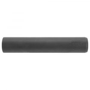Barrett AM338, Adapter Mount Black Suppressor with AM30 Adapter Mount Included 18415