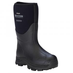 Dryshod Arctic Storm Med Size 13 Blk/Gry Outdoor Sport Boots ARSMMBKM13