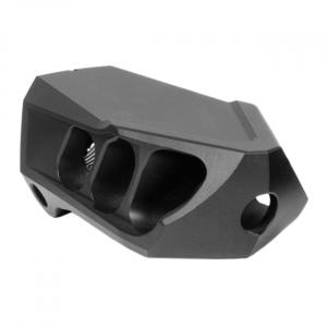 Cadex MX1 Mini Muzzle Brake Max 6.5 Cal. Black (5/8-24 Thrd) 3850-436-BLK