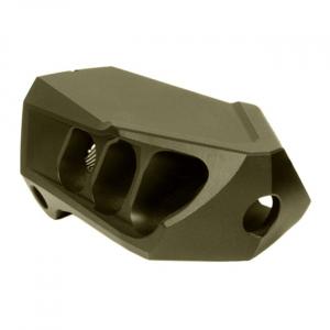 Cadex MX1 Mini Muzzle Brake Max 6.5 Cal. O.D. Green (5/8-24 Thrd) 3850-436-ODG
