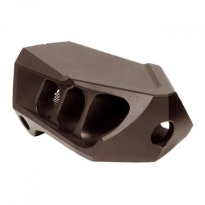 Cadex MX1 Mini Muzzle Brake Max 6.5 Cal. Stealth Shadow Vortex (5/8-24 Thrd) 3850-436-SSV