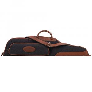 Blaser Loden/Leather Soft Cover Medium Total Length 43