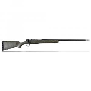 Christensen Arms Ridgeline 7mm Rem Mag Green W/ Black and Tan Webbing Rifle CA10299-315313