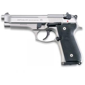 Beretta 92FS INOX 9mm Pistol JS92F500