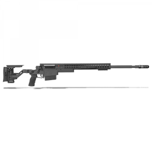 Accuracy International AXSR Folding Rifle .300 Norma Mag Black 27