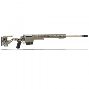 Accuracy International AXSR Folding Rifle .300 Norma Mag Elite Sand 27