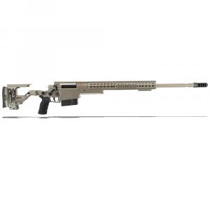 Accuracy International AXSR Folding Rifle .300 Win Mag Elite Sand 26
