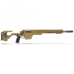 Accuracy International AXSR Folding Rifle .338 Lapua Mag Dark Earth 20