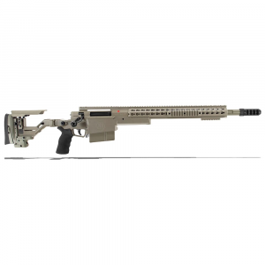 Accuracy International AXSR Folding Rifle .338 Lapua Mag Elite Sand 20
