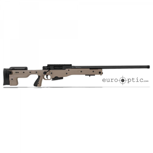 Accuracy International AT .308 Threaded Fixed Stock Pale Brown Rifle