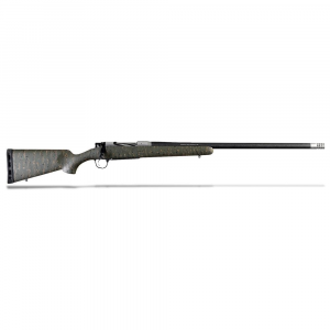 Christensen Arms Ridgeline .300 WSM Green W/ Black and Tan Webbing Rifle CA10299-614413