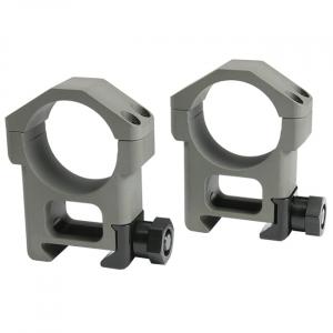 Badger Ordnance 30 mm EBR Scope Ring NavSpec Grey 1.25