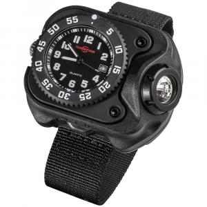 SureFire 2211 Signature Rechargeable Variable-Output LED WristLight & Watch 2211-B-BK-SF