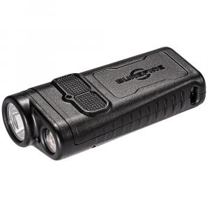 SureFire Guardian Dual-Beam 1000/800/300/250/15 LU Rechargeable Ultra-High LED Black Flashlight DBR