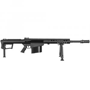 Barrett M107A1 .50 BMG Semi-Auto Black Rifle w/ Hydraulic Buffer System and Black 20