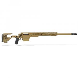 Accuracy International AXSR Folding Rifle .300 Win Mag Dark Earth 26