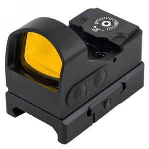 Athlon Midas TSR1 24x17mm 3MOA Open Sight Red Dot 403014