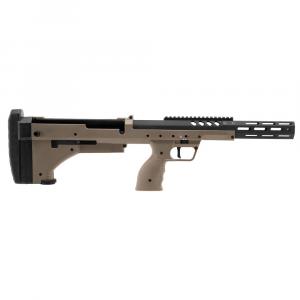 Desert Tech SRSA2 Covert RH BLK/FDE Rifle Chassis w/Monopod SRS-CH-CR-BF