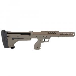 Desert Tech SRSA2 Covert RH FDE/FDE Rifle Chassis w/Monopod SRS-CH-CR-FF