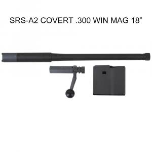 Desert Tech SRS A2 Covert .300 Win Mag 18