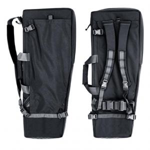Desert Tech SRS Covert Soft Case BLK w/Backpack Straps ACC0121