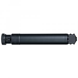 Barrett QDL Suppressor Black Up to .50 BMG - Suppressor Adapter Req. 19247