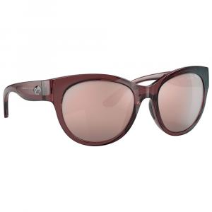 Costa Maya Shiny Urchin Crystal Sunglasses w/Copper Silver 580G Lenses 06S9011-90110455