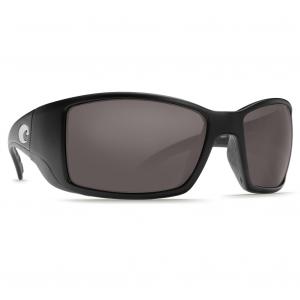 Costa Blackfin Matte Black Frame Sunglasses w/Gray 580G Lenses 06S9014-90142062