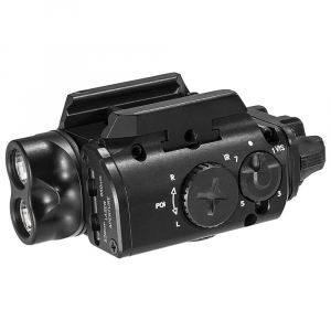SureFire XVL2-IRC 400 LU/300mW IR Black WeaponLight w/ 520nm Class IIIa Green Laser & 850nm IR Laser XVL2-IRC