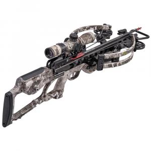 TenPoint Vapor RS470 Crossbow w/ACUslide, EVO-X Elite Camo Scope, Elite Pkg, & Hard Case, Veil Alp CB20004-6399