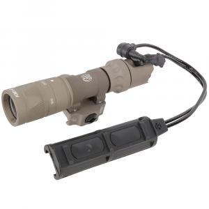 SureFire M323V Vampire Multi-Spectrum 250 LU/100mW IR Tan Scout Light w/ ADM Mount & DS-SR07-D-IT Switch M323V-TN