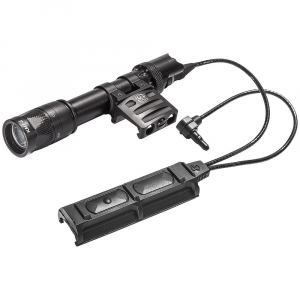 SureFire M613V Vampire 350 LU/120mW IR Black Scout Light w/ RM45 Mount & DS-SR07D-IT Switch M613V-BK