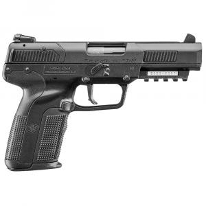 FN Five-seveN Blk/Blk Adj Sight Pistol w/(2) 10rd Mags 3868900752