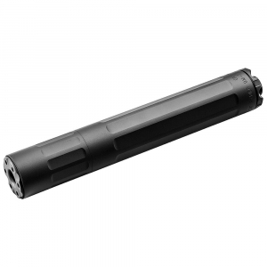 SureFire SF Ryder 9M-Ti 9mm Black Modular Suppressor 1/2x28 Threaded SF-RYDER-9M-Ti-1/2-28-BK