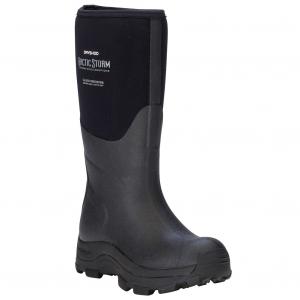 Dryshod Women's Arctic Storm Black/Grey Size 6 Boots ARS-WH-BK-W06