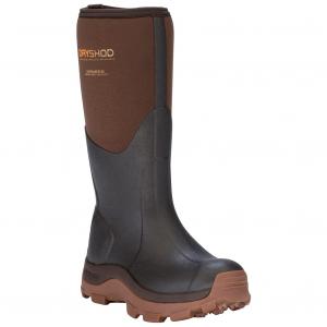 Dryshod Women's Haymaker Hi Brown/Peanut Size 6 Boots HAY-WH-BR-W06