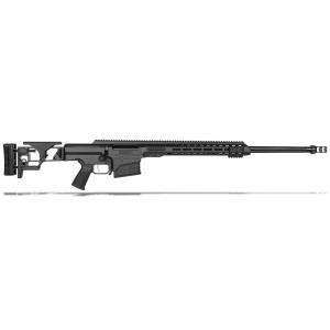 Barrett MRAD .300 Norma Mag Folding Stock Black Cerakote 26