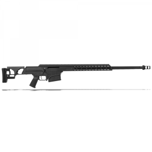 Barrett MRAD .338 Lapua Mag Bolt Action Fixed Black Anodized 26