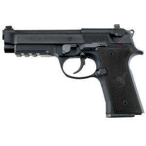 Beretta LIKE NEW DEMO 92X FR Full Size 9mm Dbl/Sngl Pistol w/ (3) 10 Rd Mags J92FR920