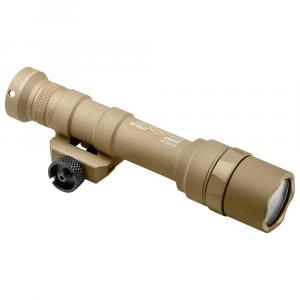 SureFire M600U 600 LU Tan Scout Light w/ M75 Mount & Z68 Tailcap M600U-Z68-TN-600LU