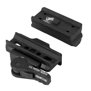ADM Aimpoint AD-B2-T1 STD Lever Micro Mount w/ CO Riser