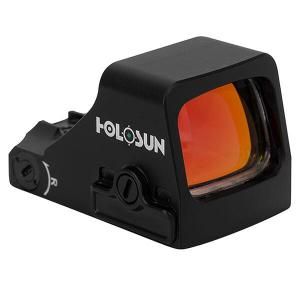 Holosun HE507K-GR-X2 Compact Multi-Reticle Green Circle Dot Open Sight w/ Shake Awake HE507K-GR-X2