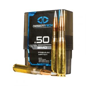 Desert Tech 50 BMG 750gr Match DTM-50B-50BMG