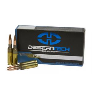 Desert Tech 6.5 Creedmoor 20rd PTS Match DTM-65CM-140GR
